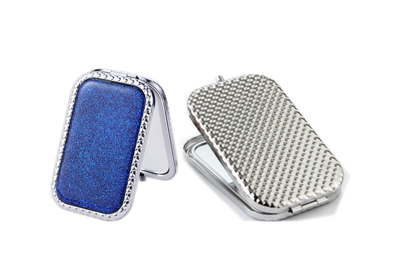 bling glitter makeup mirror favors Canada in retangle shaped