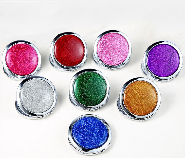 bling effect glitter compact mirror Boots UK