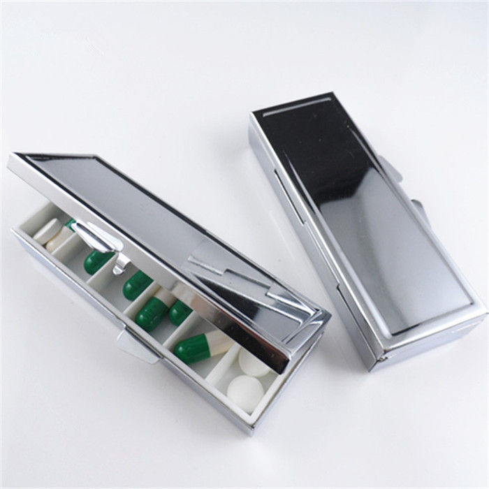 bigger size rectangle plain pill box for patients how to decorate pill holder
